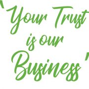 Your trust is our business