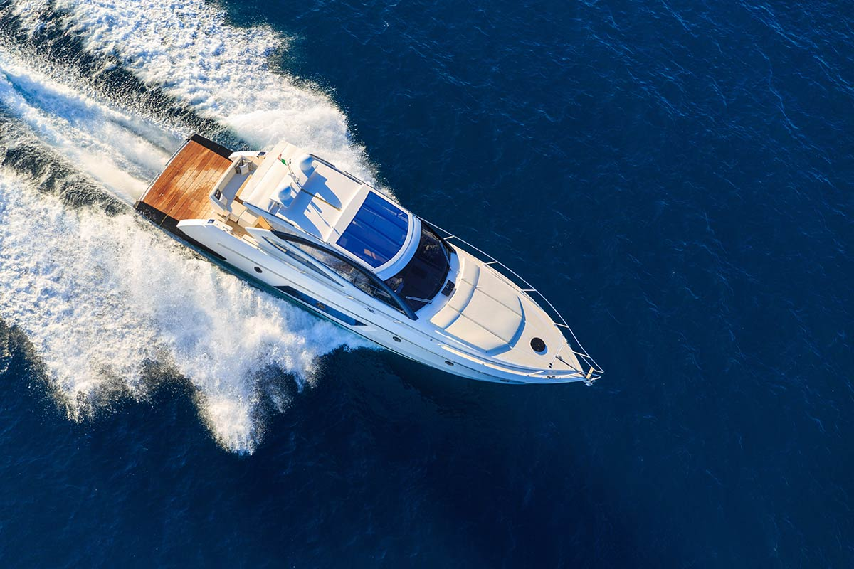 Pleasure Craft - We love boats and so do many of our clients.